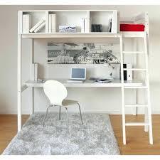 lit bureau adulte mezzanine lit adulte lit bureau adulte structure de lit lou lit