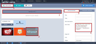 Joomla Hosting Title How To Insert Html Code Or Joomla Iframe In The Os Image Gallery