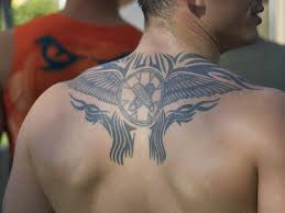 eagle tattoos on back 60 cool eagle tattoos meaning and designs