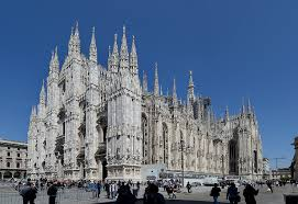 erco discovering light report relighting of milan cathedral