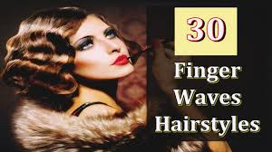 30 perfect finger waves hairstyles for short medium long african