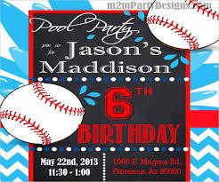 baseball ticket invitation template birthdays helpful baseball