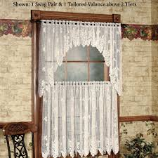 Cafe Tier Curtains Decoration Black Kitchen Curtain Set White Kitchen Window