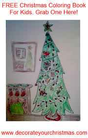 free christmas coloring book kids