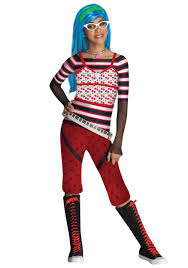 Monster High Halloween Costumes Clawdeen Wolf by Kids Ghoulia Yelps Costume