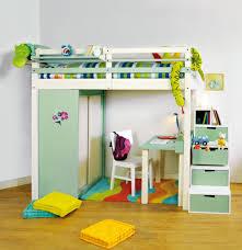 lit mezzanine enfant avec bureau chambre enfant avec bureau 10 un lit mezzanine pour enfant des