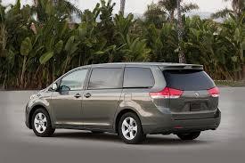 Toyota Sienna 2015 Specs 2014 Toyota Sienna Remains The Only Awd Family Van Autoevolution