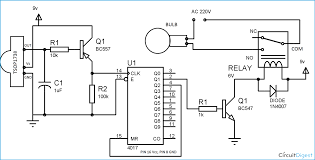 controlled switch circuit diagram