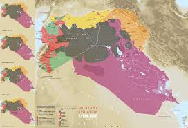 Syria Situation Map by New Map By Le Carabinier Military Situation In Syria And Iraq