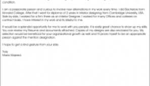 fashion intern cover letter  Truck Driver Cover Letter Example