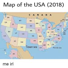 chicago map meme map of the usa 2018 c a n a d a wa nh me vt mt nd or mn id sd wi