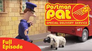 postman pat sneaky sheep