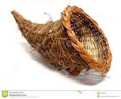 thanksgiving cornacopia cornucopia basket royalty free stock photos image 16432288