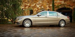 maybach and mercedes experience luxury in the mercedes s class maybach