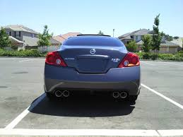 nissan altima coupe 2009 2008 nissan altima 3 5se coupe 1 4 mile trap speeds 0 60