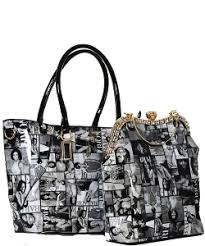 Patent Leather Handbags Tote Shoulder Bag Patent Leather