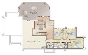 floor plans prairie modern style vanbrouck u0026 associates