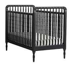 Black Convertible Cribs Elsie Spindle Convertible Crib Black Furniture Cribs