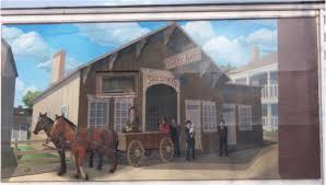 Barn Murals Pike County Missouri Louisiana Murals