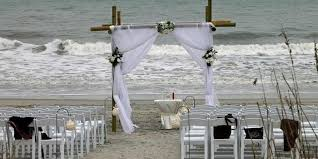 myrtle weddings doubletree resort by myrtle oceanfront weddings