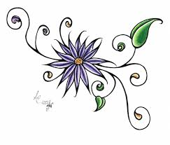 clipart library more like floral tribal vine design by