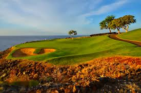 golf review manele golf course and view restaurant to
