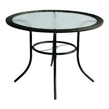 48 inch round patio table top replacement new replacement patio table glass for image of patio table