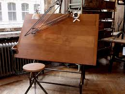 Drafting Tables Toronto With A Tracer Arm Studio Tables Pinterest Vintage Drafting