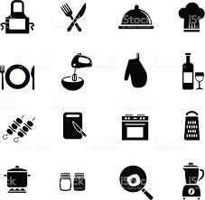 icone cuisine icône set de cuisine cliparts vectoriels et plus d images de