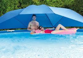 Intex 14 X 42 Pool Canopy Intex