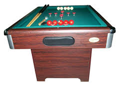 slate bumper pool table bumper pool table walnut finish