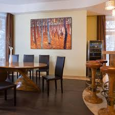 Oil Paintings For Dining Rooms Contemporary Dining Room - Dining room paintings