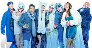 minus5 ice experience u2013 the coolest experience in town