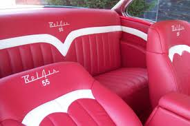 pink car interior scarlett u0027s auto interiors