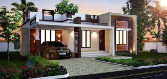 Single Floor House Plans Indian Style Small Budget House Plan In Kerala