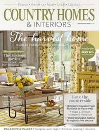 Country Homes Interiors Magazine Subscription Country Homes Interiors Magazine Autumn Ideas