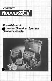 bose cd player roommate ii pdf user u0027s manual free download u0026 preview