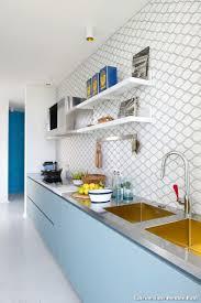cuisine sans meuble haut cuisine sans meuble haut with industriel cuisine la maison idéale