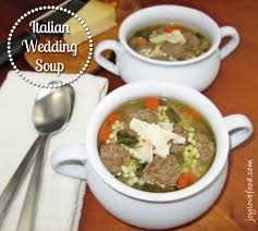 italian wedding soup joy love food