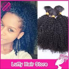 mongolian hair virgin hair afro kinky human hair weave human hair braid weave find your perfect hair style
