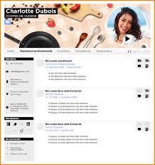 comp騁ences commis de cuisine 7 exemple cv cuisinier modele lettre