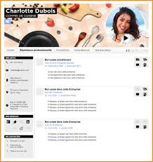 exemple cv cuisine 7 exemple cv cuisinier modele lettre