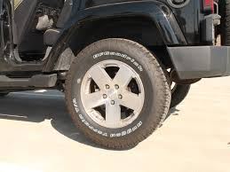 changing a tire on the 2007 2012 jeep wrangler 2007 2008 2009
