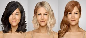 see yourself with different hairstyles the woman online