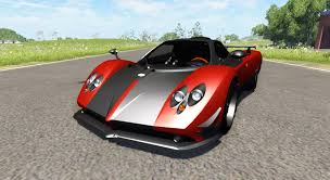 pagani gta 5 pagani zonda cinque roadster 2009 for beamng drive