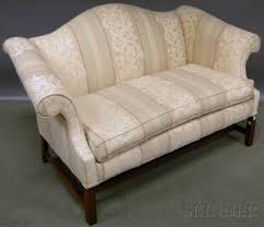 Chippendale Loveseat Search All Lots Skinner Auctioneers