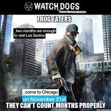 Watch Dogs Meme - watch dogs fails weknowmemes generator