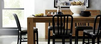 dining room bar u0026 kitchen furniture crate and barrel