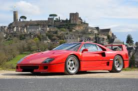 f40 sells at auction for 1 million superyachts com