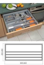 range couverts tiroir cuisine range couvert modulable 90 achat vente de aménagements tiroirs